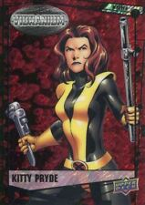 Marvel Vibranium Molten [299] Parallel Base Card #7 Kitty Pryde