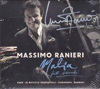 Cd MASSIMO RANIERI - MALIA PARTE SECONDA- CON AUTOGRAFO nuovo sigillato digipack