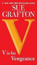 Kinsey Millhone Mystery: V Is for Vengeance by Sue Grafton (2016, Paperback)