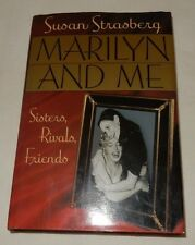 Marilyn (Monroe) and Me by Susan Strasberg (Diary of Anne Frank & Picnic)1992 HC