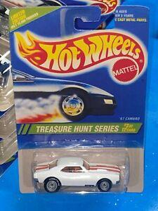 Hot Wheels 2010 Treasure Hunts Chevrolet Chevy Camaro Concept Orange #10