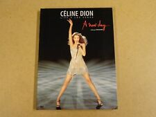 2-DISC MUSIC DVD / CELINE DION - LIVE A LAS VEGAS - A NEW DAY...