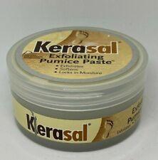 Kerasal Foot Exfoliating Pumice Paste Scrub 2.5 oz