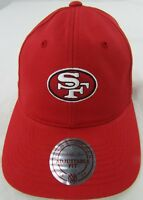 San Francisco 49ers NFL Mitchell & Ness Slouch Strapback Curved Brim Hat