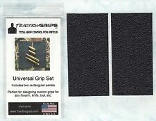 Tractiongrips brand Universal Grips / grip set for pistol or many other uses