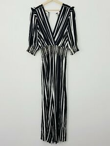 SASS & BIDE Womens Size 14 or US 10 Chasing Stars Jumpsuit RRP$450