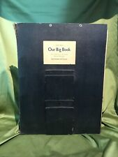 Cathedral Edition Dick and Jane The New Our Big Book Teacher's Edition Oversize