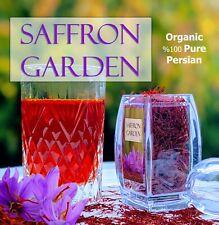 5g Premium Saffron %100 Pure Organic-All Stigma Best Quality-Chef's Choice-Fresh