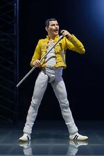 Freddie Mercury Live at Wembley Stadium Bandai Music Action Figure Original New