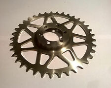 Motorized Bicycle Sprocket 36T Disc Brake Hub Stainless