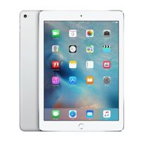 "Apple iPad Air 1 32GB, Wi-Fi, 9.7"" A1474 - Silver and White Tablet"
