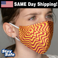 Child size Hypnotic Face Mask –Includes 2 Filters –30+ Custom Kids Designs