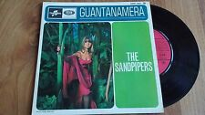 45 tours THE SANDPIPERS guantanamera COLUMBIA 1802
