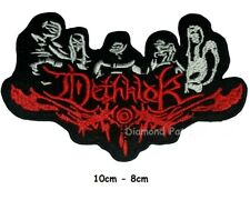 DETHKLOK Death Metal Cartoon Band Iron On Sew On Embroidered Patch