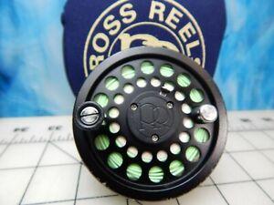 "Fly Reel ROSS CIMARRON 1 SPOOL spare part 3-5wt.line  2-15/16""  master series"