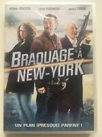 Braquage à New-York DVD NEUF SOUS BLISTER Keanu Reeves, James Caan