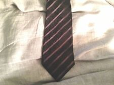 $250 NWT TOM FORD Men's woven Silk  hand made in Italy Tie