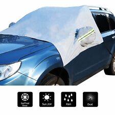 Windshield Snow Sun Cover Ice Scraper Frost Dust Removal Truck Automobile