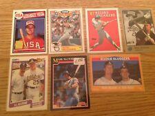 Nice Lot of Mark McGwire MLB USA Baseball TRADING CARDS