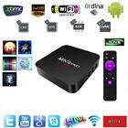 MXQ PRO Smart TV Box ANDROID 4K Media Player QUAD CORE 8GO S905W 2.0GHz -Exp 24h
