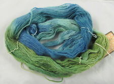 CLOSE-OUT! 100g Araucania YELCHO Hand Painted Wool Kid Mohair Silk Yarn #1804