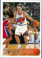 Topps Rookie Steve Nash Basketball Trading Cards