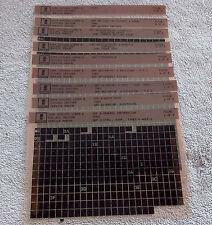 1991 91 Oldsmobile Cutlass Ciera  & Cruiser OEM Microfiche Service Manual Set