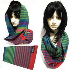 100% cashmere super soft, unisex infinity  design scarf neck warmer multi-color