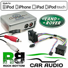 CTVLRX001 Land Rover Discovery Car Aux Input MP3 iPhone iPod Interface Adaptor