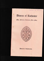 Diocese of Rochester NY 1959 Journal of Convention Protestant Episcopal