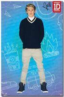 POP MUSIC POSTER 1D One Direction Niall Pop