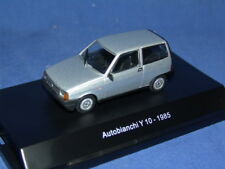 AUTOBIANCHI Y10 GREY METALLIC 1:43 STARLINE NUOVO