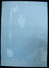 OASIS Liam Gallagher JAPAN Promo Only POSTER Minty! MOD