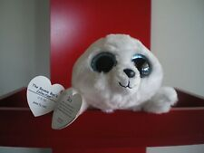 Ty Beanie Boos ICY white seal 6 inch NWMT.  JUST ARRIVED – IN STOCK NOW