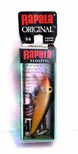 Vintage Rapala Gold Floating Fishing Lure- Ireland