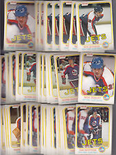 1981-82 O PEE CHEE LOT 81-82 OPC PICK 10x CARDS TO FINISH YOUR SET