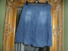 Denim Regular Size Skirts for Women NEXT