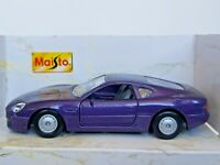 Maisto Chevrolet 1:43 Die-Cast Car 21008,Purple, NIB
