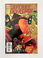 SECRET INVASION: REQUIEM #1 MARVEL COMICS 2009 NM+ AVENGERS