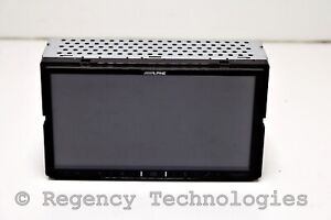 """ALPINE 7"""" SHALLOW-CHASSIS MULTIMEDIA RECEIVER WITH POWERSTACK 