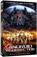 ANDROID INSURRECTION - DVD ~ LA REVOLTE DES MACHINES  -