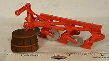 Ertl Allis Chalmers Custom Plow 1/16 diecast farm implement replica collectible