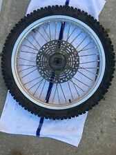 1995 Rm 125 Front Wheel
