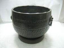 Bronze Antique Asian Pots