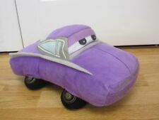 """Cadialac Voiture Large 12"""" Peluche lilas Soft Toy Cars"""