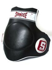 Sandee Sport Cuir Synthétique Complet Coussin Entraînement Entraîneur Protection