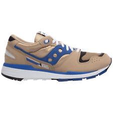 Saucony sneakers uomo azura S70437-12 beige pelle scamosciata scarpe sportive
