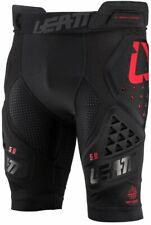 Leatt Black 2019 Impact 3df 5.0 MTB Protection Shorts