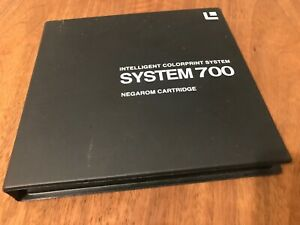 FUJIMOTO VR70 SYSTEM 700 ENLARGER IN VERY GOOD CONDITION.