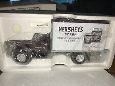 """First Gear HERSHEYS SYRUP 1951 Ford F-6 Dry Goods Van 19-1002  """"VERY RARE"""""""